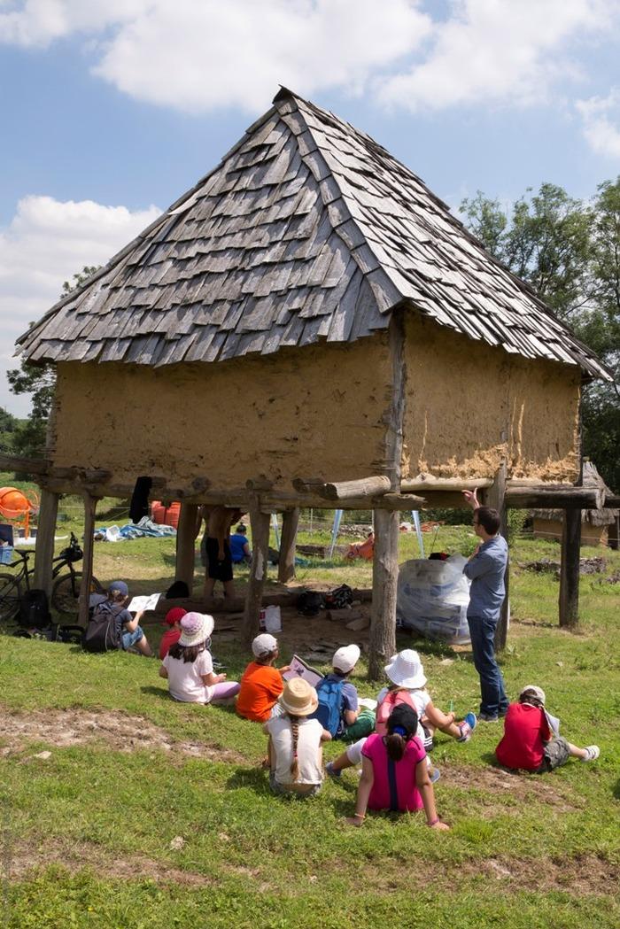 Journées du patrimoine 2018 - Visites guidées du site archéologique d'Orville