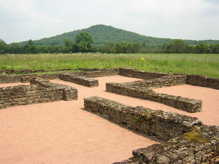 Journées du patrimoine 2018 - Villa gallo-romaine d'Andilly