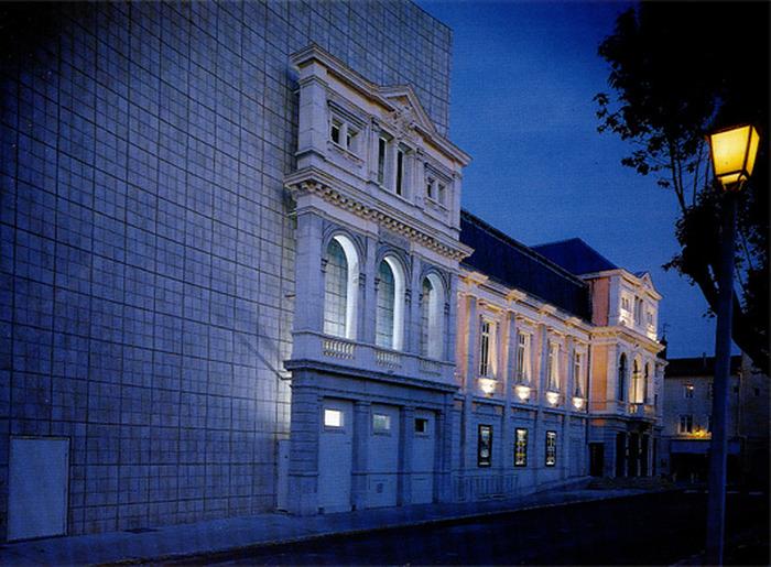 Journées du patrimoine 2018 - Visite commentée du Théâtre de Villefranche-sur-Saône