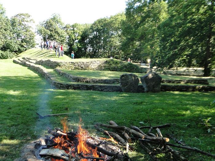 Journées du patrimoine 2018 - Visite guidée du tumulus de Colombiers-sur-Seulles