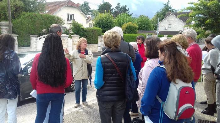 Journées du patrimoine 2018 - Visites guidées du village de Bourron-Marlotte, sur les pas des artistes