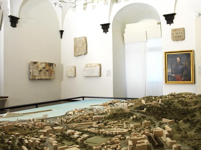 Crédits image : Musée de Bastia - cl. JA. Bertozzi