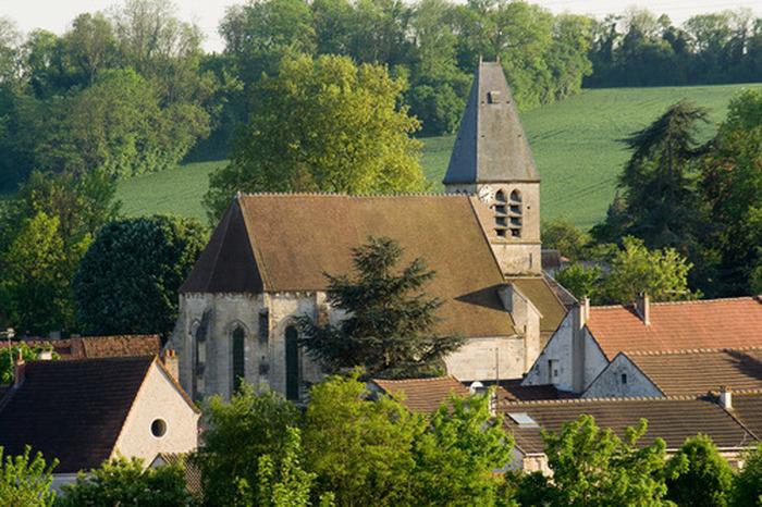 Journées du patrimoine 2018 - Visites commentées de L'église Saint-Gildard