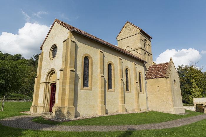 Journées du patrimoine 2018 - Chapelle Saint-Nicolas de Morlange