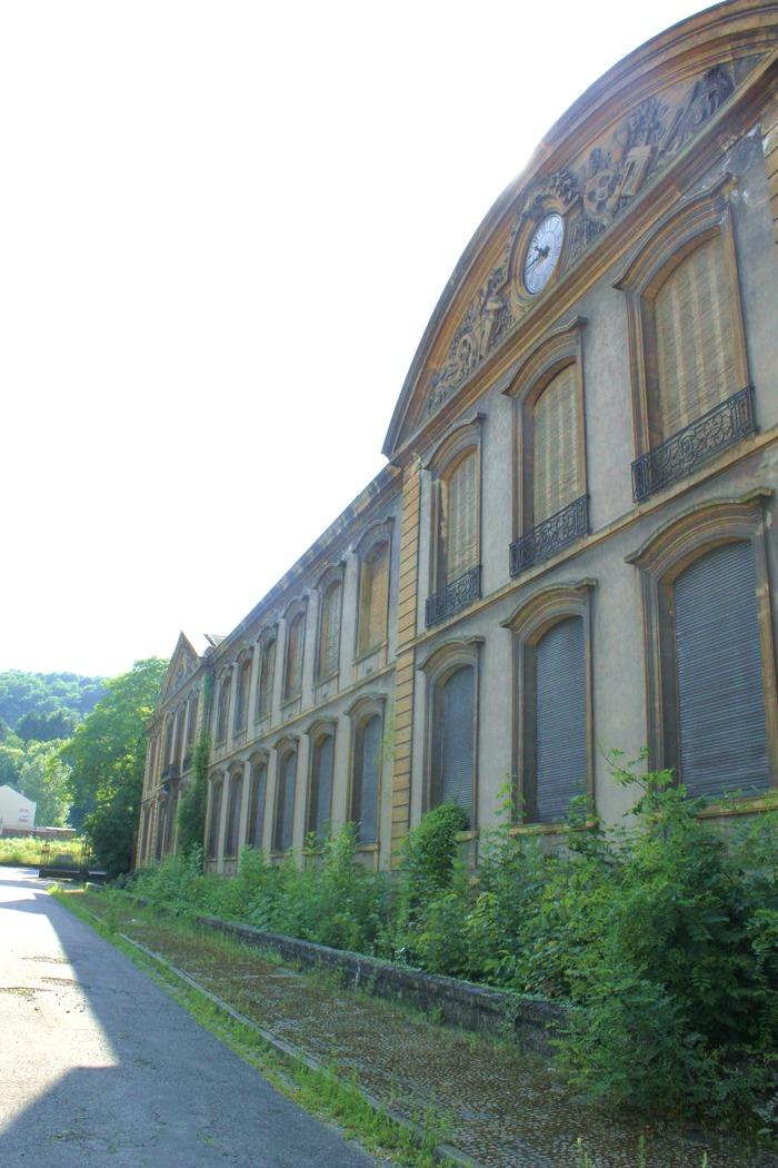 Journées du patrimoine 2018 - Visites guidées historiques du site de la Communauté d'agglomération du Val de Fensch