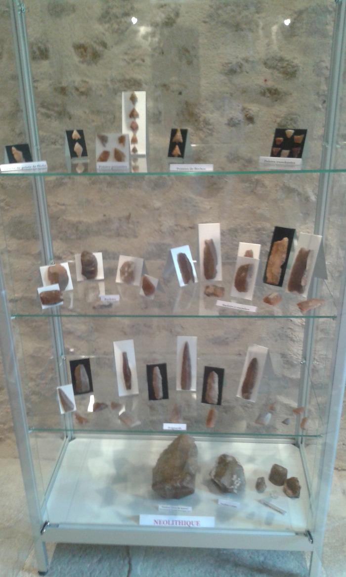 Journées du patrimoine 2018 - À la découverte du musée d'archéologie de Clugnat