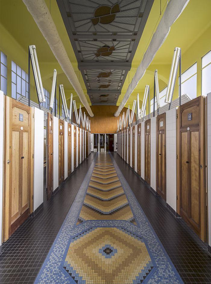 Journées du patrimoine 2018 - Visites guidées de la piscine Les Bains à Bègles