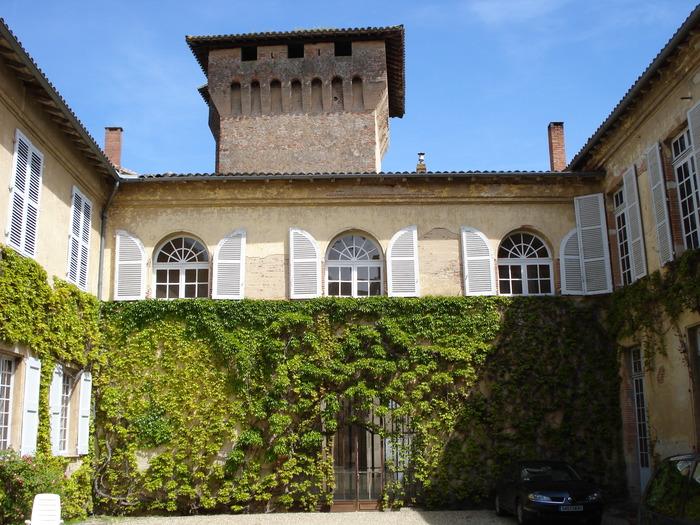 Journées du patrimoine 2017 - Visite guidée des exterieurs et cours intérieures