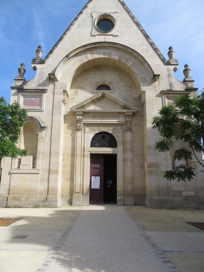 Journées du patrimoine 2018 - Visites guidées sur l'historique du monument