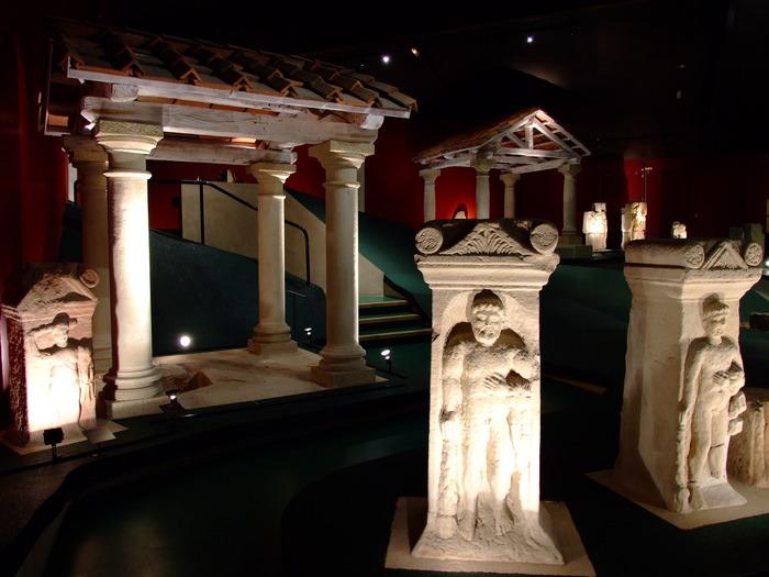 Crédits image : CCTLB / musée Les Sources d'Hercule