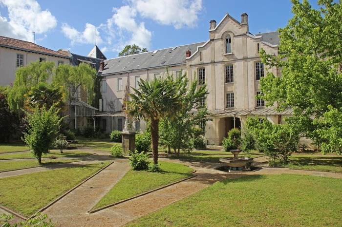 Crédits image : © Région Nouvelle-Aquitaine, Inventaire général du patrimoine culturel, E. Cron, 2017