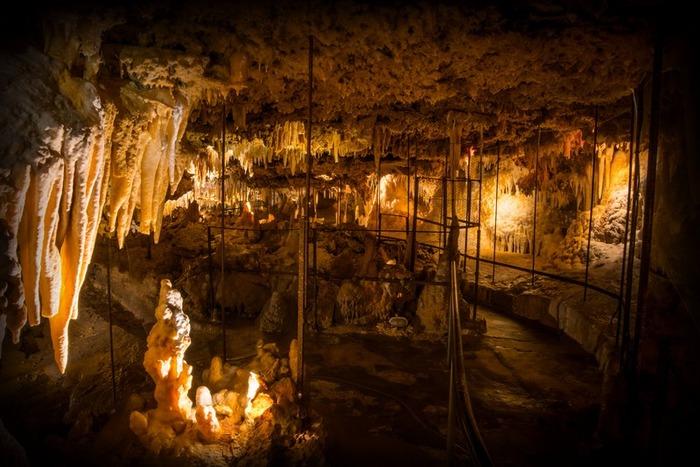 Journées du patrimoine 2018 - Visites guidées de la grotte du Grand Roc