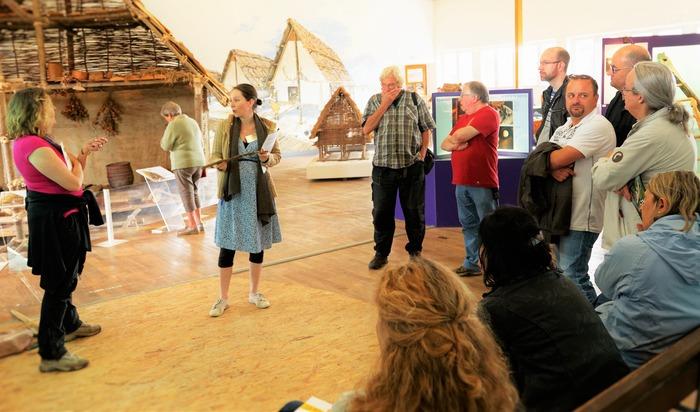 Journées du patrimoine 2018 - Visites guidées de l'Espace Archéologique