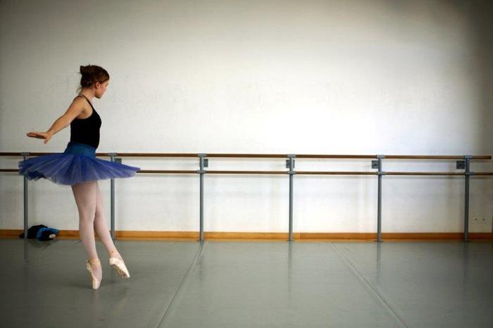 Crédits image : Ecole du Ballet du Nord © A. Thirion