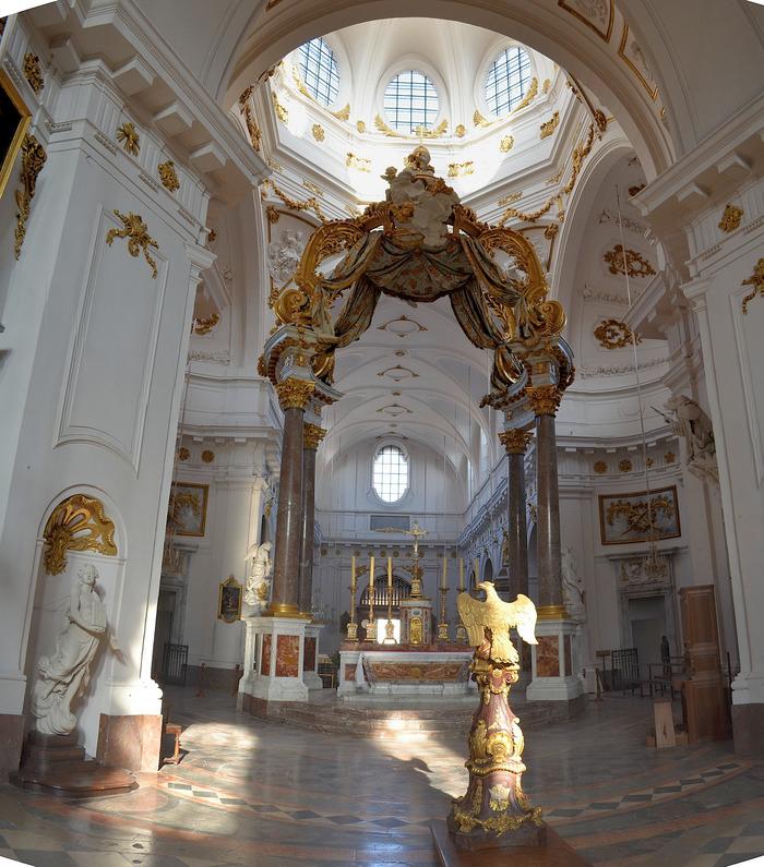 Journées du patrimoine 2018 - Visite libre et commentée de l'église Saint-Bruno-les-Chartreux.