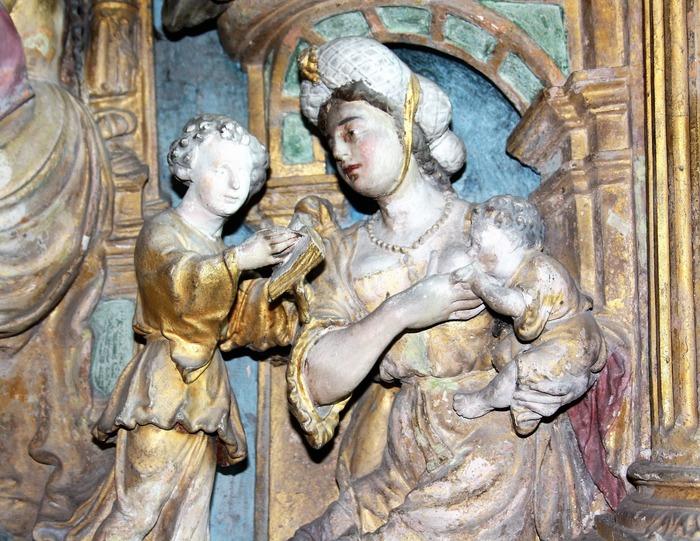 Journées du patrimoine 2018 - Visites libres et commentées de l'église Saint-André