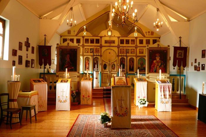 Journées du patrimoine 2017 - Visites libres de l'église orthodoxe Saint-Nicolas / Saint-Alexis d'Ugine