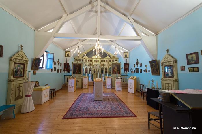 Journées du patrimoine 2018 - Visite libre de l'église orthodoxe Saint-Nicolas - Saint-Alexis d'Ugine.