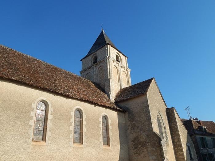 Journées du patrimoine 2018 - Visites libres de l'église Saint-Martin