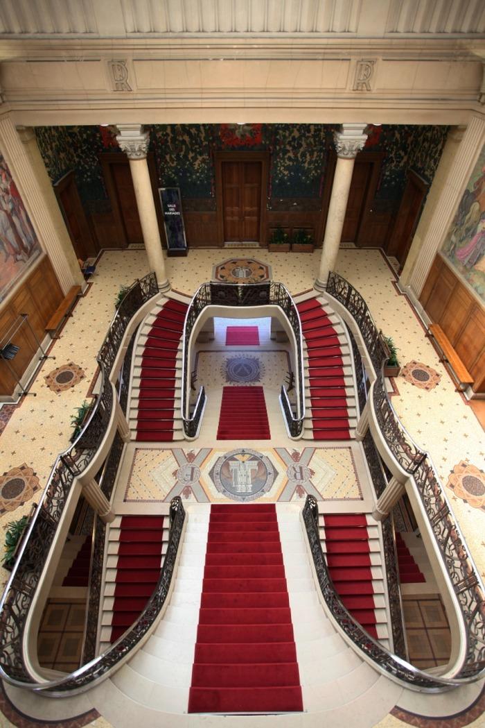 Journées du patrimoine 2018 - Visites libres de l'Hôtel de Ville de Vincennes