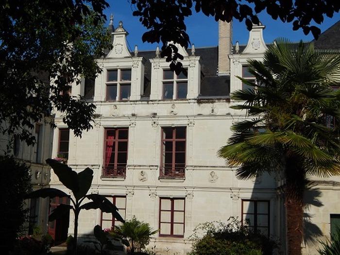 Journées du patrimoine 2018 - Visites libres de l'hôtel Sully et exposition
