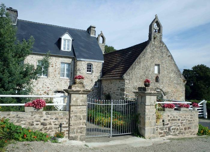 Journées du patrimoine 2018 - Visites libres de la chapelle Sainte-Anne des Bois, à Bricquebec