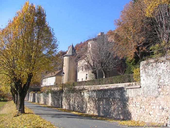 Journées du patrimoine 2018 - Visites libres du château de Montmaur