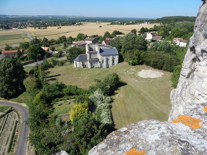Journées du patrimoine 2018 - Visites libres du château du Haut-Clairvaux