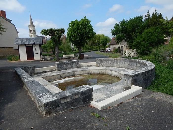 Journées du patrimoine 2018 - Visites libres du lavoir du Potet