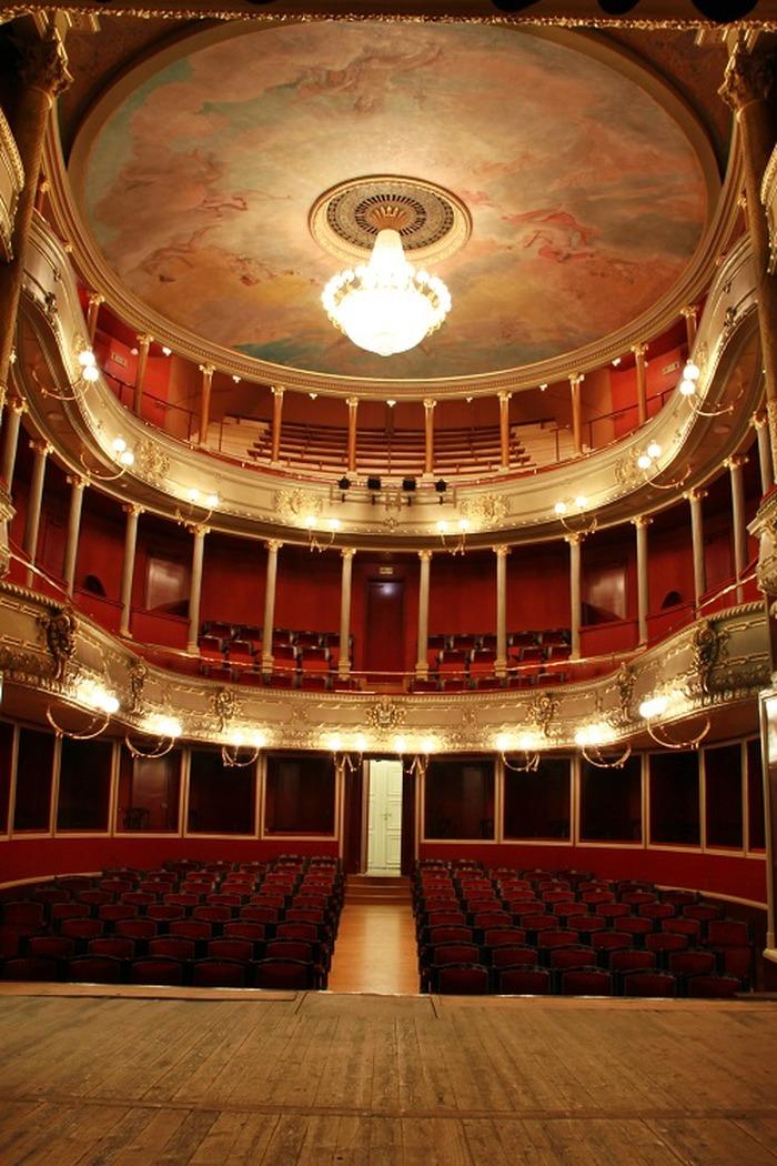 Journées du patrimoine 2018 - A la découverte du théâtre Blossac