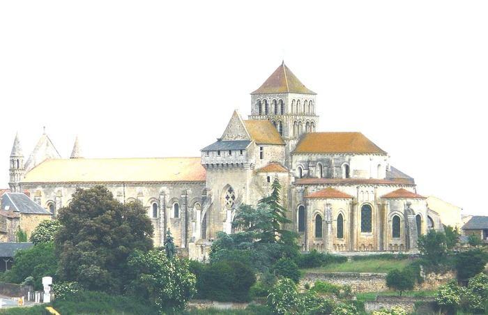 Journées du patrimoine 2018 - Visites libres et commentées de l'abbatiale de Saint-Jouin-de-Marnes