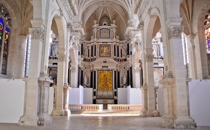 Journées du patrimoine 2018 - Chapelle des Jésuites de Chaumont Visites libres et guidées