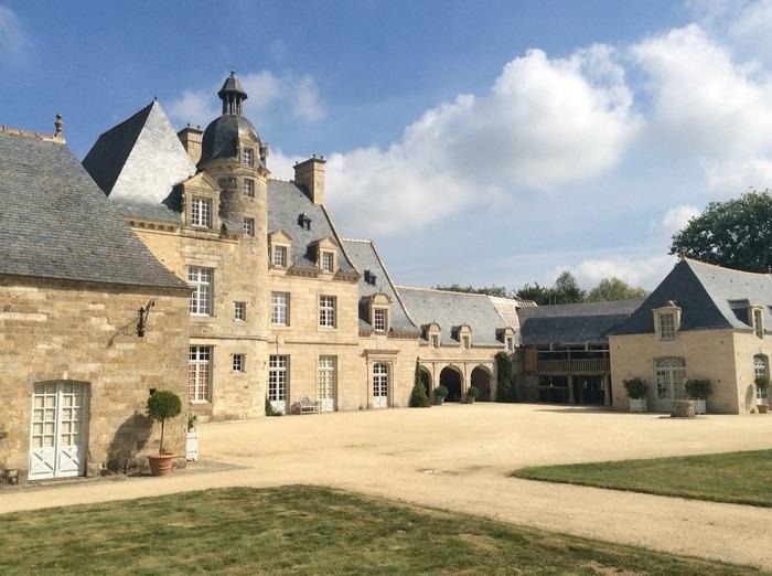 Journées du patrimoine 2018 - Visites libres et guidées des extérieurs du manoir de La Coudraie