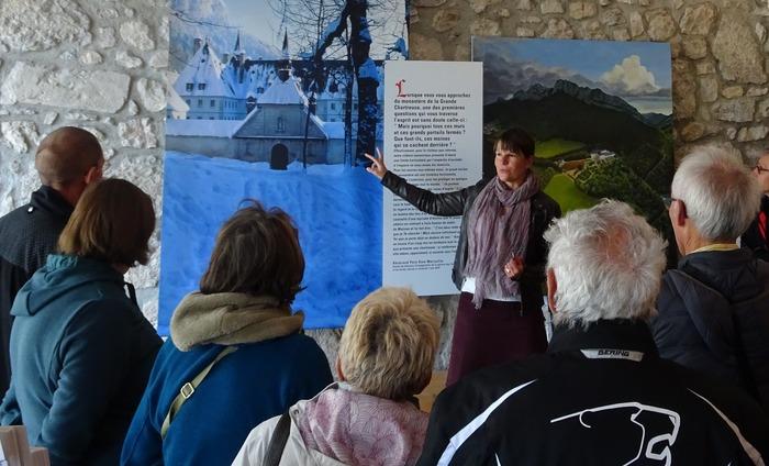 Journées du patrimoine 2018 - Visite libre, visite commentée du musée de la grande chartreuse.