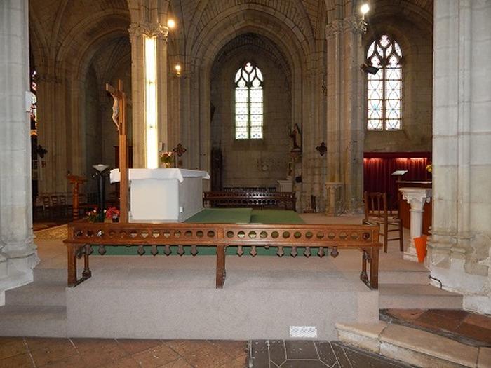 Journées du patrimoine 2018 - Visites libres et intermèdes musicaux à l'église Saint Jean-Baptiste