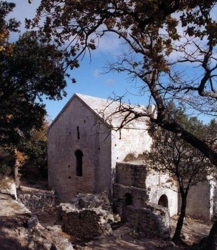 Journées du patrimoine 2018 - Visites libres et visite guidée de la Chapelle Sainte Anne de Goiron - La Roque d'Anthéron