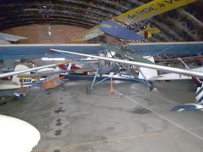 Journées du patrimoine 2018 - Visite guidée du musée aéronautique, vols en machines anciennes