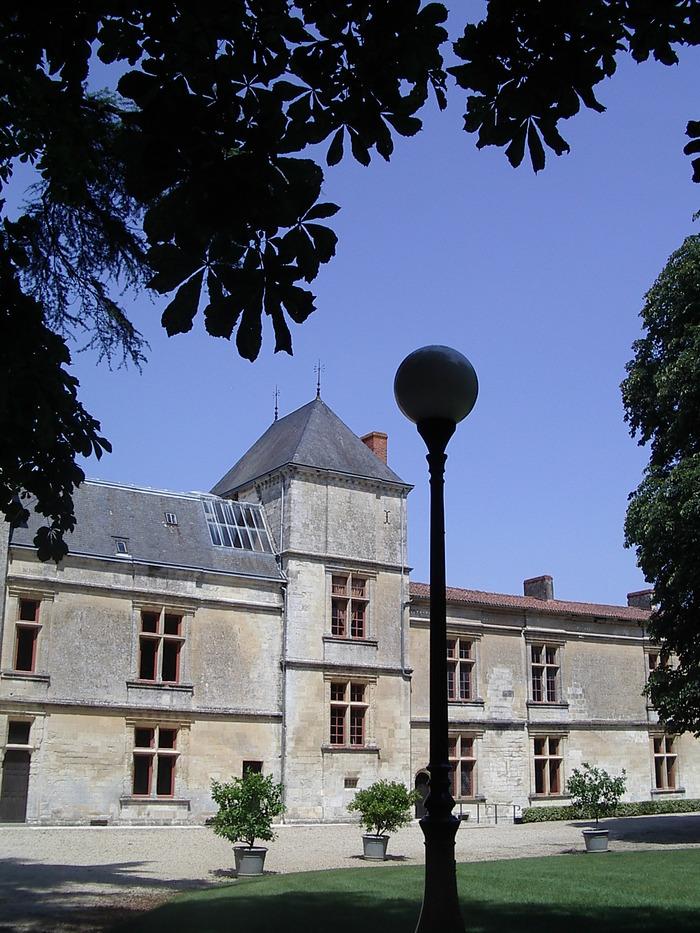 Journées du patrimoine 2018 - Visite du château Renaissance