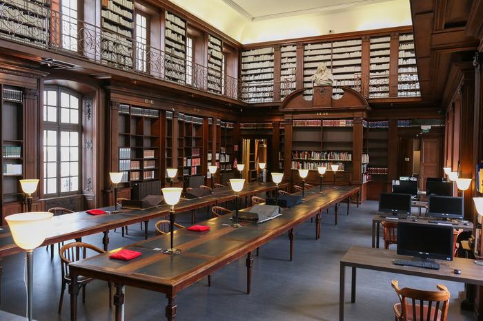 Journées du patrimoine 2019 - Visite libre de la Bibliothèque Stanislas