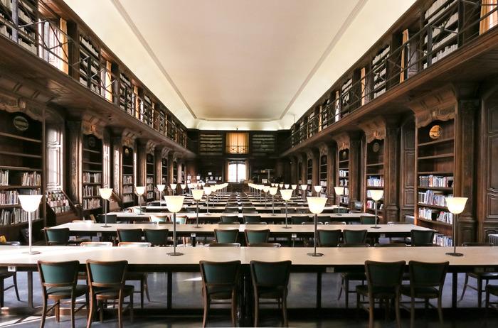 Journées du patrimoine 2018 - Visite libre à la Bibliothèque Stanislas