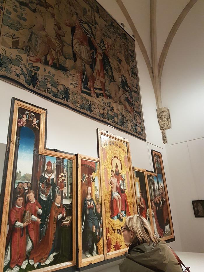 Journées du patrimoine 2018 - Visite guidée familiale : A la recherche de Marie Madeleine