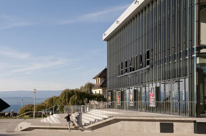 Journées du patrimoine 2018 - Visites commentée du théâtre Novarina