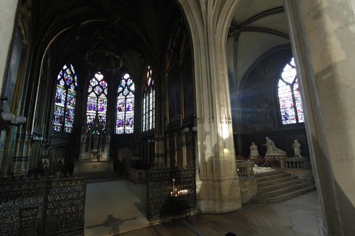Visite thématique de l'église Saint-Gervais
