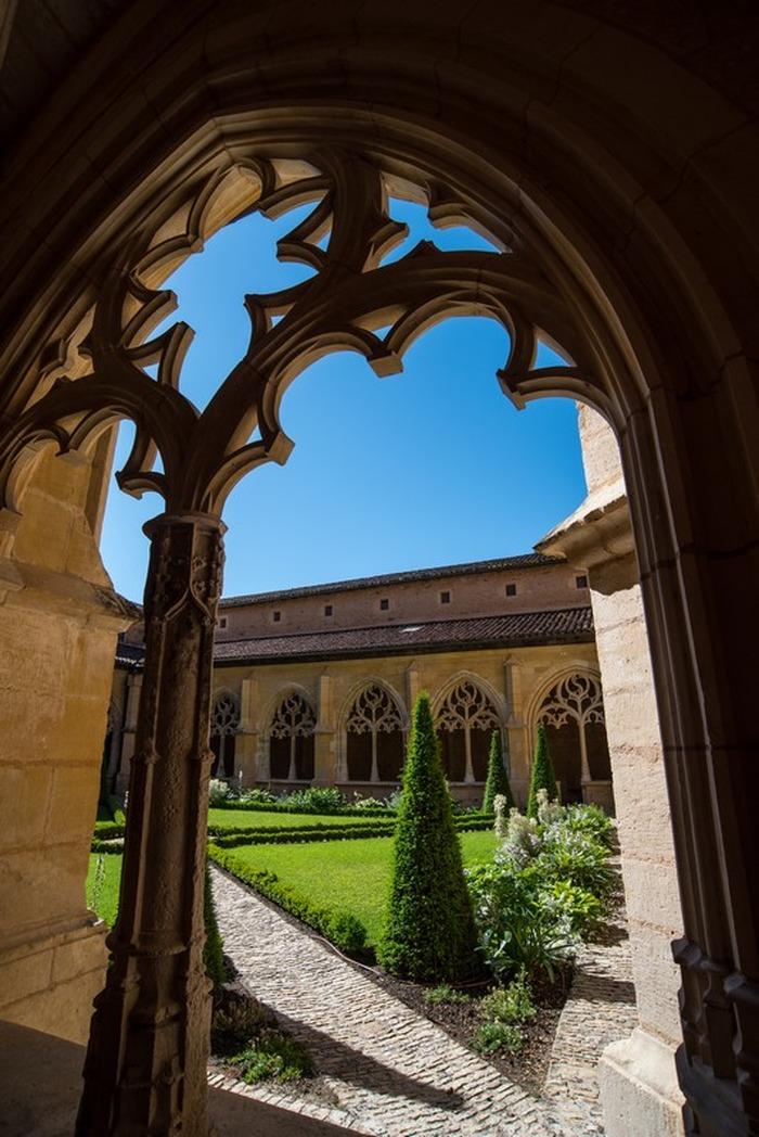 Journées du patrimoine 2018 - Trois visites thématiques pour le cloître de Cadouin