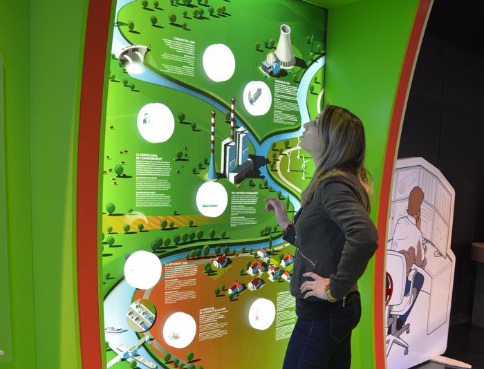 Journées du patrimoine 2018 - Visitez l'exposition du centre d'information du public