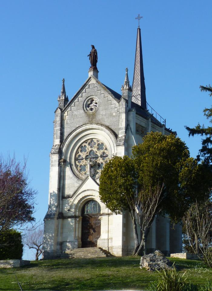 Journées du patrimoine 2018 - Visitez la Chapelle Notre Dame de Bonnes Nouvelles, à Matheflon