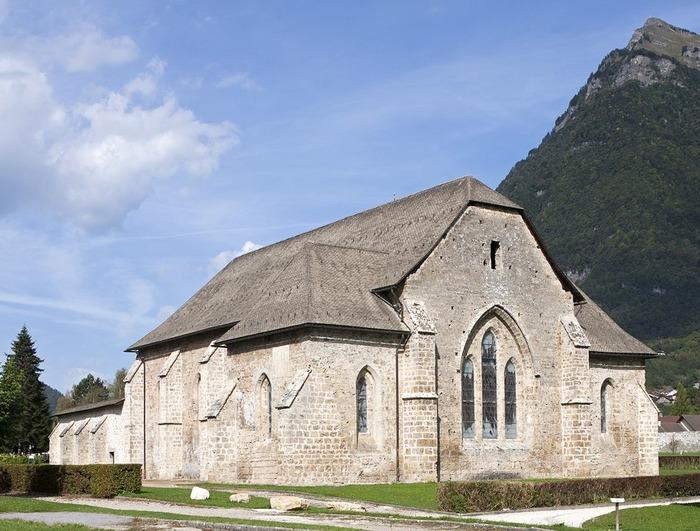 Journées du patrimoine 2018 - Visite libre de la chartreuse.