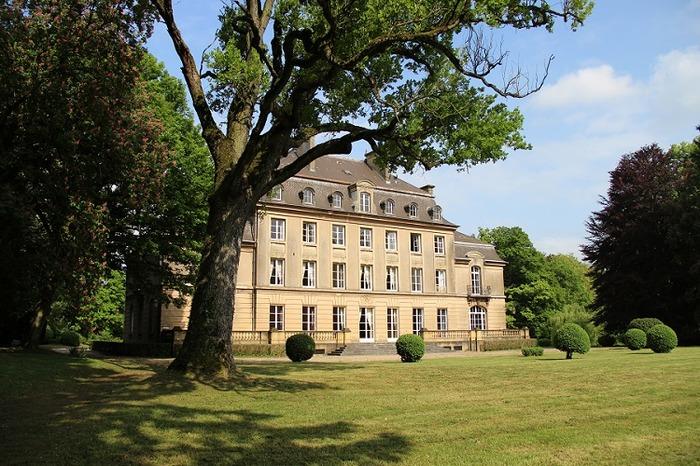 Journées du patrimoine 2018 - Visitez le parc du château de Bétange, un havre de paix au coeur de la vallée sidérurgique