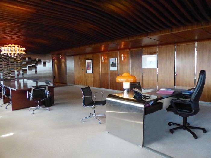 Journées du patrimoine 2018 - Visite commentée des bureaux du préfet et du secrétaire général au 24ème étage