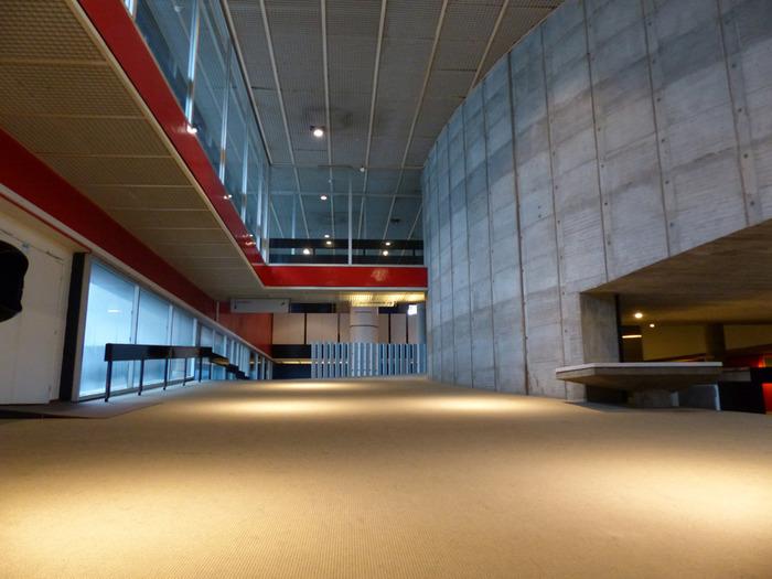 Journées du patrimoine 2018 - Visite libre des grands halls et des anciens espaces du conseil départemental